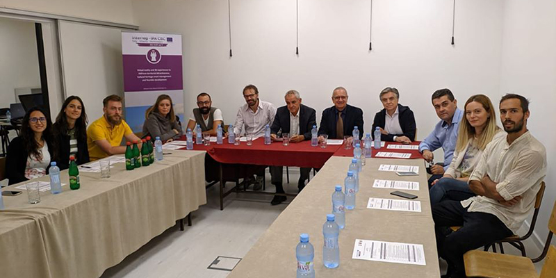 Midterm-Review Meeting in Pogdorica
