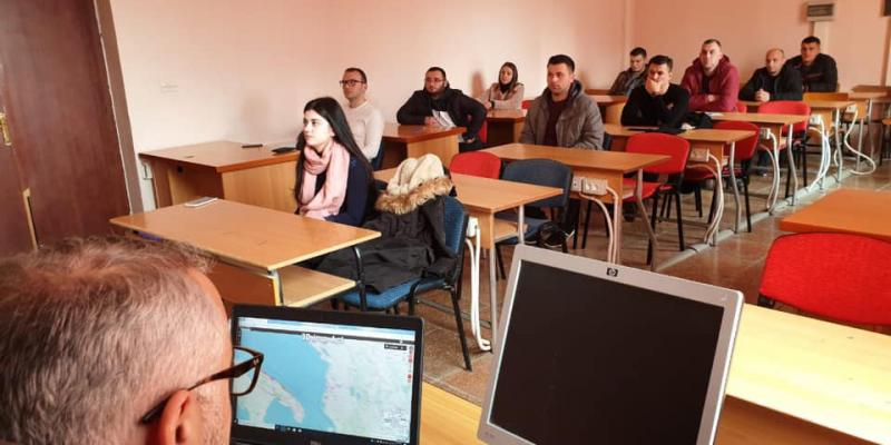 3D-IMP-ACT Session Testing in Tirana