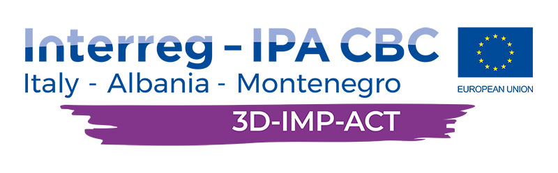 3D-IMP-ACT project logo