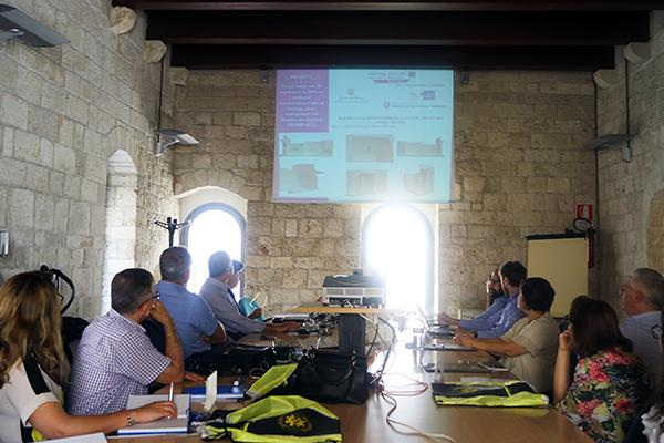 3D-IMP-ACT, kick off meeting on 21 June in Bari